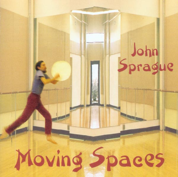Moving Spaces CD Cover