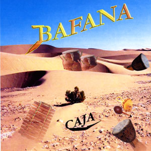 Caja by Bafana - African Percussion CD by Jay Stoller & Casimiro Nhussi