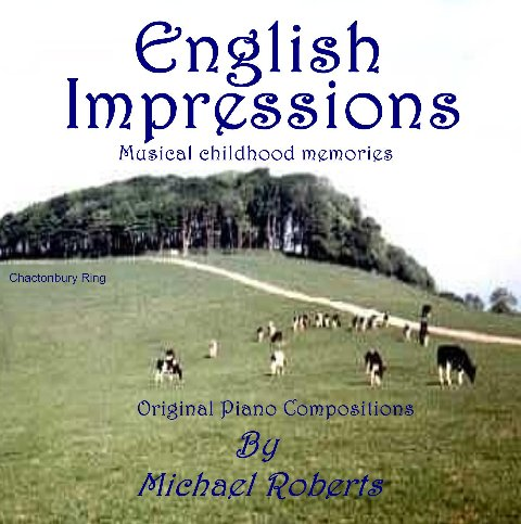 English Impressions by Michael Roberts -  CD