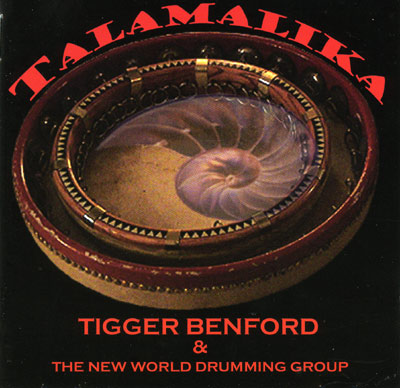 TALAMALIKA CD Cover