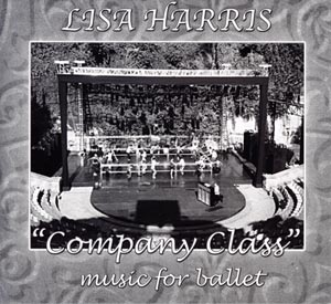 Company Class - Ballet Class CD by Lisa Harris