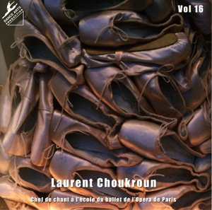 Dance Arts Production - Vol 16 CD by Laurent Choukroun