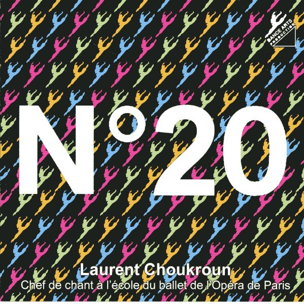 Dance Arts Production - Vol 20 CD by Laurent Choukroun