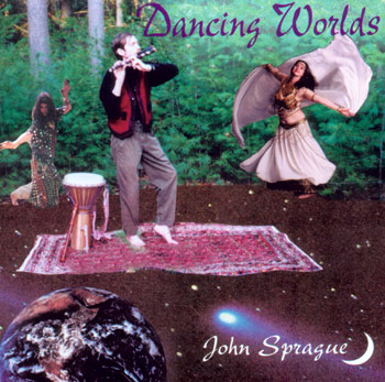 Dancing Worlds CD Cover