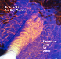 Percussion Jams for Dance CD Cover