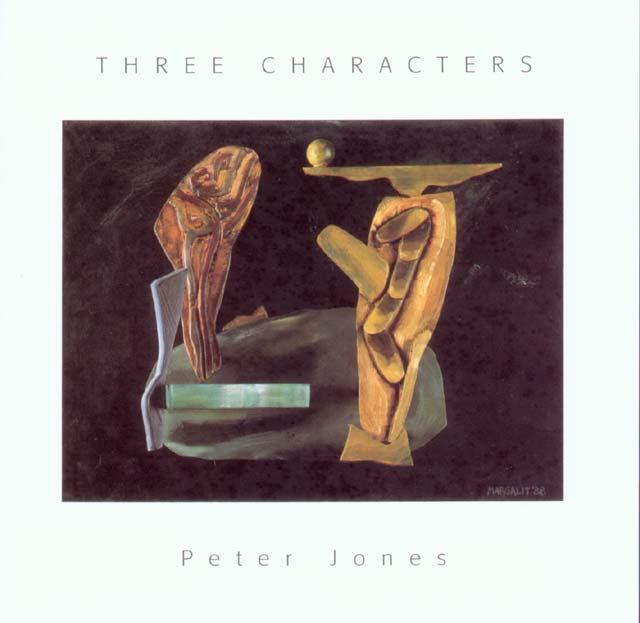Three Characters CD Cover