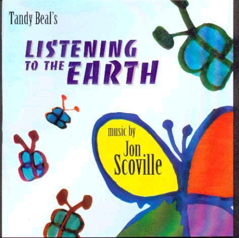 Listening to the Earth CD by Jon Scoville