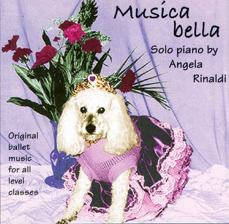 Musica Bella CD Cover