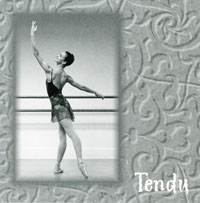 Tendu - Ballet Class CD by Lisa Harris