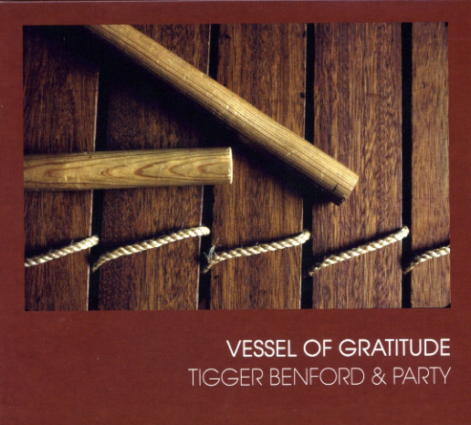 Vessel of Gratitude CD cover