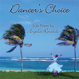 Dancer's Choice CD Cover by Angela Rinaldi